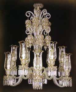 Crystal chandeliers bohemian chandelier mozeypictures Image collections